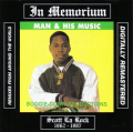 BOOGIE DOWN PRODUCTIONS - man & his music