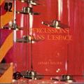 JANKO NILOVIC - percussions dans l'espace