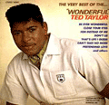 TED TAYLOR - the very best of ted taylor
