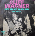 CLIFF WAGNER - her name was sue - red spots