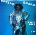 CECILE GRIER - don't quit/ instro
