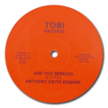ANTHONY KEITH ROGERS - are you serious