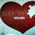 BLACK HEART - jigsaw