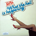 SEPIA - what the hell is happening