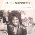 CAROL SHINNETTE - hansome man / if you ill change your man