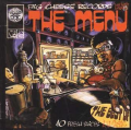 BIG CHEESE RECORDS (VARIOUS ARTISTS) - the menu