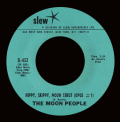 MOON PEOPLE - hippy, skippy, moon strut - ode to heidi ann