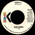 WAYNE COCHRAN - chopper 70 - harlem shuffle