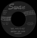 MICKEY LEE LANE - hey sah-lo-ney