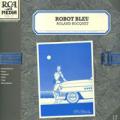 ROLAND BOCQUET - robot bleu