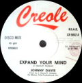 JOHNNY DAVIS - expand your mind