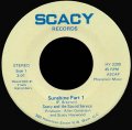 SCACY & THE SOUND SERVICE - sunshine