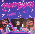 JAMES BROWN - bring it on