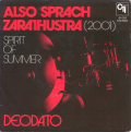 DEODATO - 2001 - spirit of summer