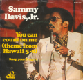 SAMMY DAVIS JR - you can count on me/snap your fingers