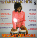 VARIOUS ARTISTS - 12 fantastic hits - reggae versions