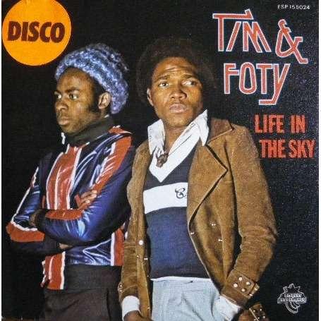 J.M. TIM  &  FOTY - life in the sky