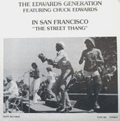 EDWARDS GENERATION FEATURING CHUCK EDWARDS - in san francisco