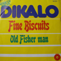 DIKALO - fine biscuits / old fisher man