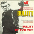 LALO SCHIFRIN - bullitt  /   ice pike mike