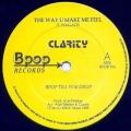 CLARITY - the way u make me feel