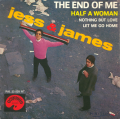JESS & JAMES - the end of me/half a woman/nothing but love/let me go home