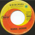 WANDA JACKSON - whirlpool/one teardrop at a time