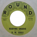 B.W. SOULS - marvins groove / generated love