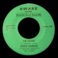 EDDIE PARKER - i'm gone / crying clown