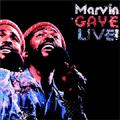 MARVIN GAYE - live !