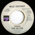 WILLIE HIGHTOWER - chicago,send her home (short & long version)