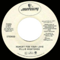 WILLIE HIGHTOWER - hungry for your love / i don't blame me