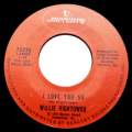 WILLIE HIGHTOWER - easy lovin' / i love you so