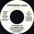 CLARENCE MANN - show me girl