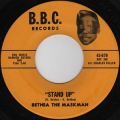 BETHEA THE MASKMAN - stand up / ghetto love
