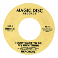 REACHERS - i just want to do my own thing / reach on back