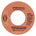 MASKMAN AND  AGENTS - over the hill (mono) / over the hill (stereo)