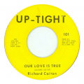 RICHARD CAITON - our love is true / without your love