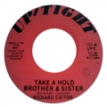 RICHARD CAITON - take a hold brother & sister / take a hold brother & sister (instr.)