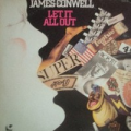 JAMES CONWELL AKA JIMMY CONWELL - let it all out