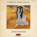JAYASRI BANERJEE - classical indian ragas