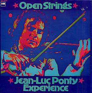 JEAN-LUC PONTY - open strings