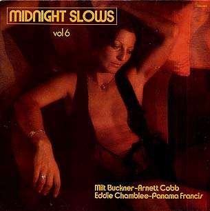 MILT BUCKNER§ A. COBB - midnight slows volume 6
