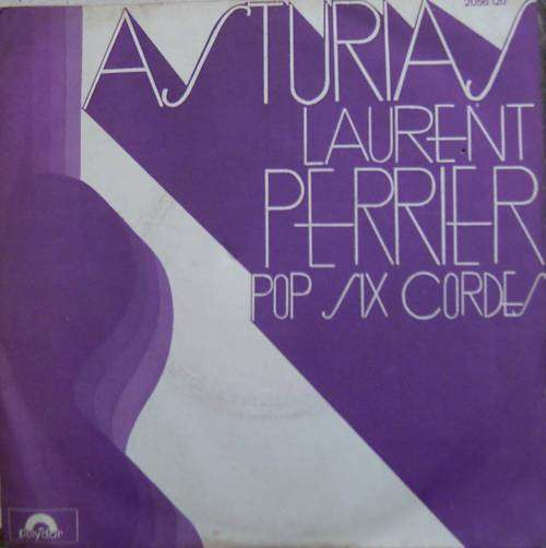 LAURENT PERRIER - asturias / pop six cordes