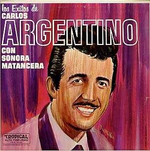 CARLOS ARGENTINO - con sonora matancera
