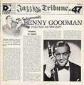 BENNY GOODMAN - the indispensable volume 3/4