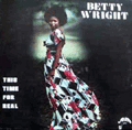 BETTY WRIGHT - this time for real