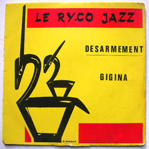 RY-CO  JAZZ - desarmement / gigina