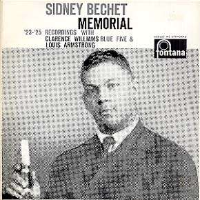 SIDNEY BECHET - memorial '23-'25 recordings