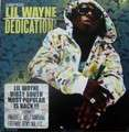 WAYNE LIL DJ DRAMA - dedication 2